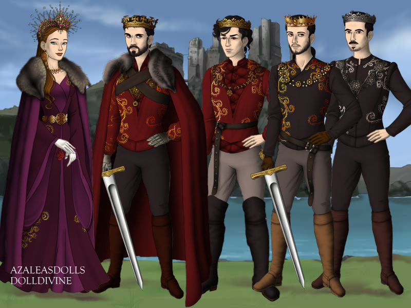 Game Of Thrones Maker Oc S By Fallenangel022 On Deviantart
