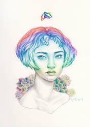 Succulent by KimDingwall
