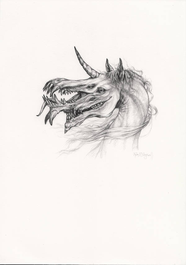 Monoceros by KimDingwall
