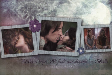 Once Upon A Time - Rumbelle by Vampiric-Time-Lord
