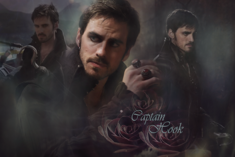 once upon a time captain hook desktop wallpaper A place for fans of once upon a time to see, share showing once upon a time wallpapers (1-99 of 321) captain hook and emma swan.