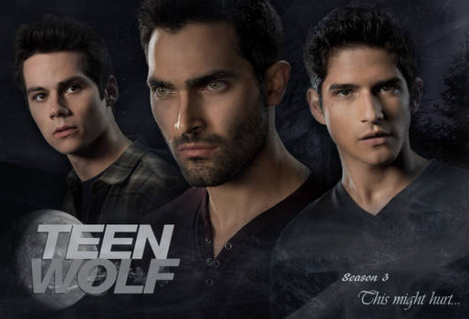 Teen Wolf - This Might Hurt