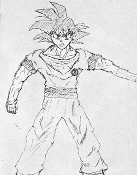 Goku by WedgeAntilles66