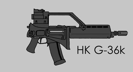 HK G-36k by Sandwich-Anomaly