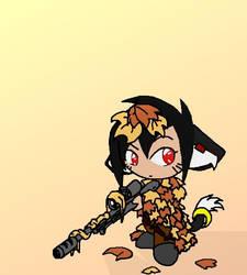 Sniper Lara by Sandwich-Anomaly
