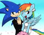comm: fastest couple...