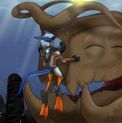 Comm. Sea Emperor Hugs