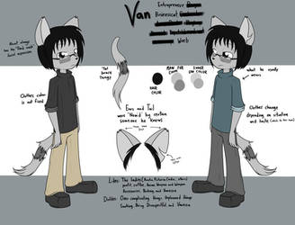Reference sheet of a cat by Sandwich-Anomaly