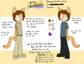 Reference sheet of a good boi by Sandwich-Anomaly