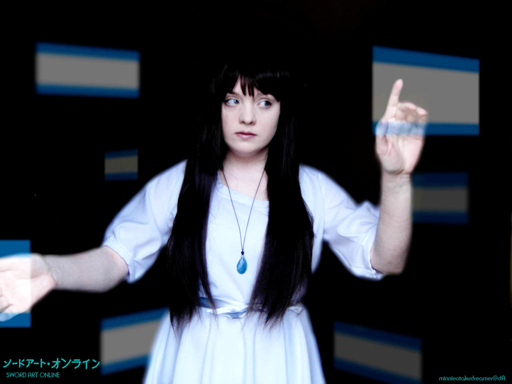Yui sword art online cosplay