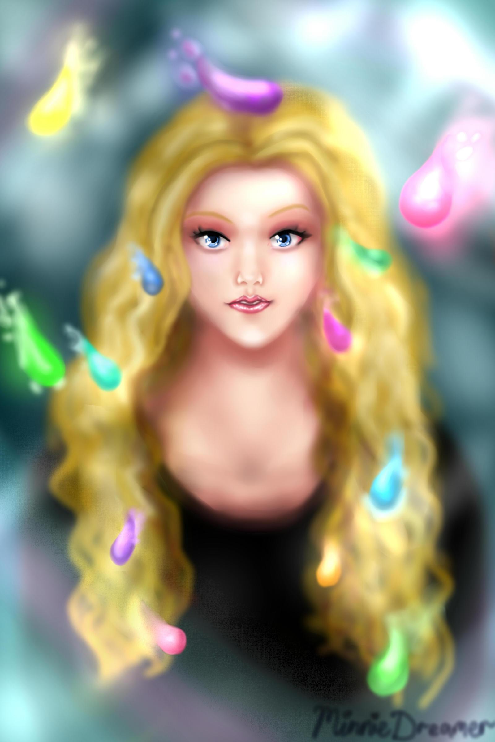 Pretty Little Light Leaks by MinnieOtakuDreamer