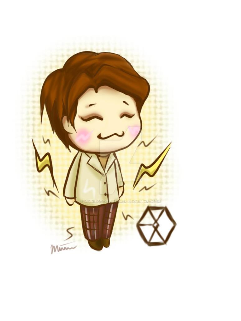 Pathcode EXO Chen by MinnieOtakuDreamer