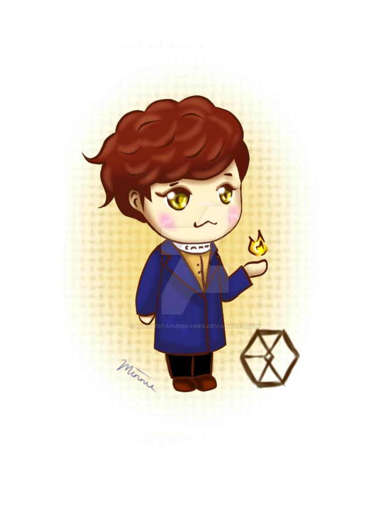 Pathcode Chanyeol EXO by MinnieOtakuDreamer