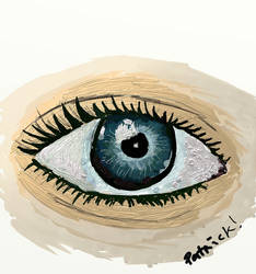 The Eye by CirzokeRockpen