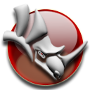Rhinoceros Icon v1.1 by El-Ente