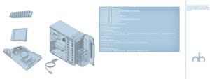 Realistic System Monitor BG v1 by mbgd