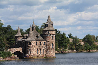[C005] Boldt Castle Power House