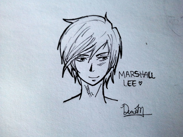 I Tried ._. Marshall Lee by xFionnax