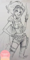 Phaedra Sketch