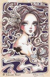 Unravel by KelleeArt