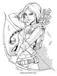 Katniss Ink