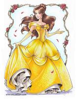 Belle by KelleeArt