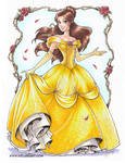 Belle by KelleeArt