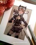 Teen Catwoman