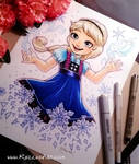 Young Elsa Commission