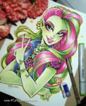 Venus McFlytrap Commission