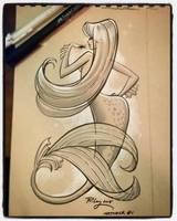 Inktober #1 by KelleeArt