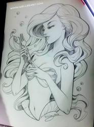 Ariel by KelleeArt