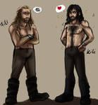 DAT Chesthair : Fili, Kili