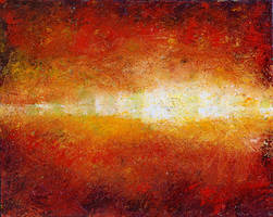 SUNSET GLOW by ARTBYTERESA