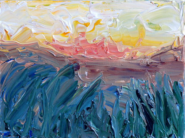 SUNRISE by ARTBYTERESA