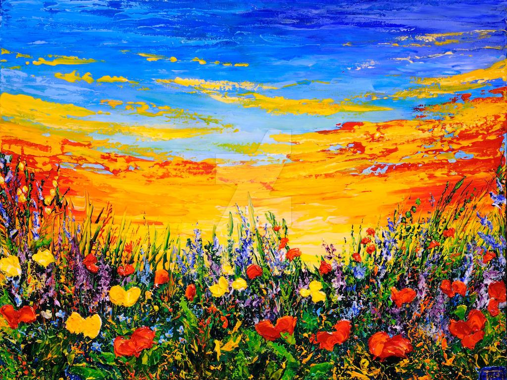 SUMMER DREAM by ARTBYTERESA