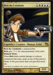 Rich's Card, Redux