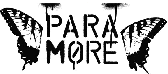 Paramore Logo by LadyWitwicky on DeviantArt