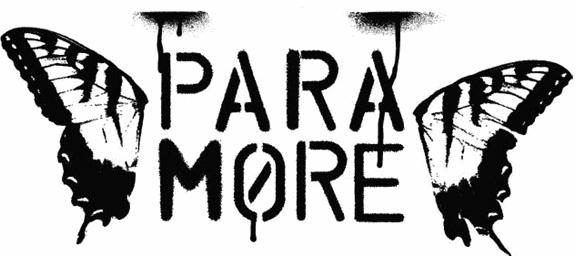 paramore logo 2017 font - photo #14