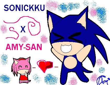 .:SonAmy ID:. by xxXSonic-And-AmyXxx