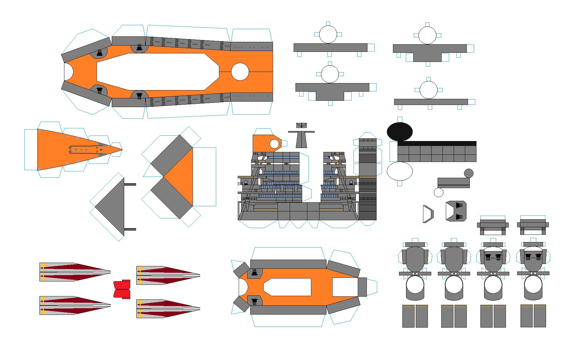 IJN Hybrid Battleship ISE Class by MegaMoonLiner on DeviantArt