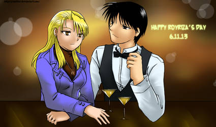Roy/Riza 10 by Joanther