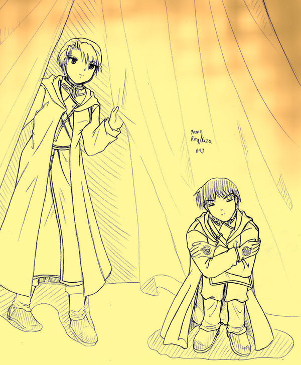 Roy/Riza 12 by Joanther