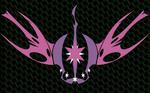 Twilight's Changeling Swarm Emblem Background