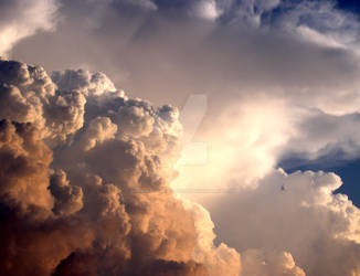Sunday clouds by ThruCarolsEyes-Stock