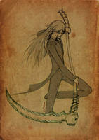 Shinigami Undertaker by Meanae