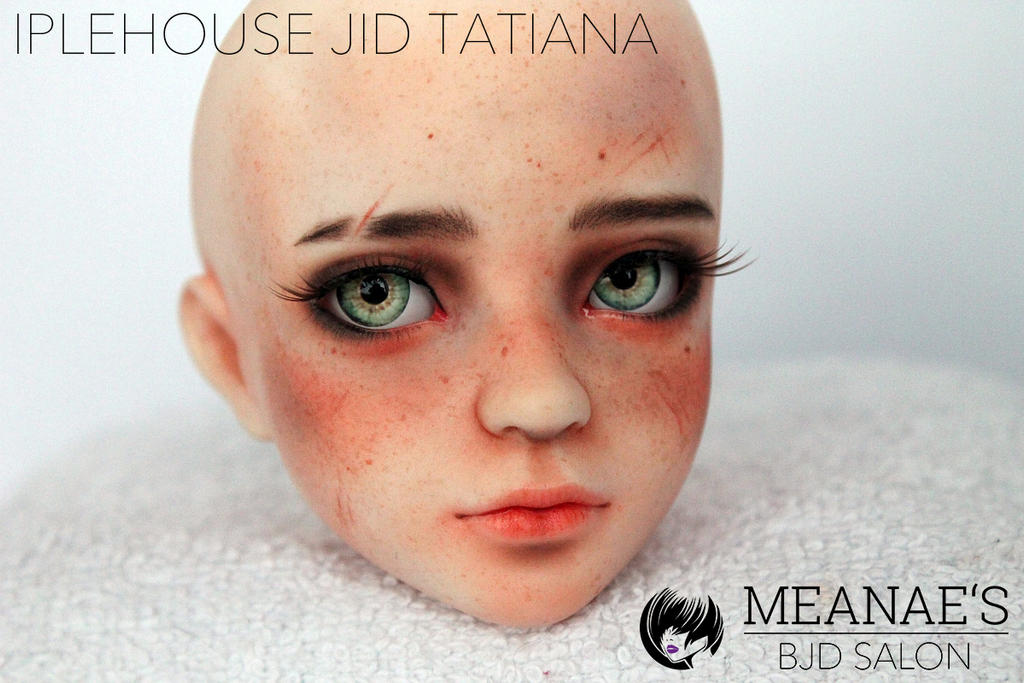 MBS - Iplehouse Tatiana face-up by Meanae