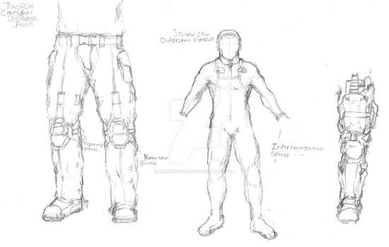 Armor design.