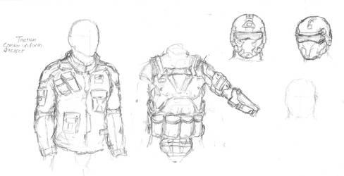 Torso and up armor