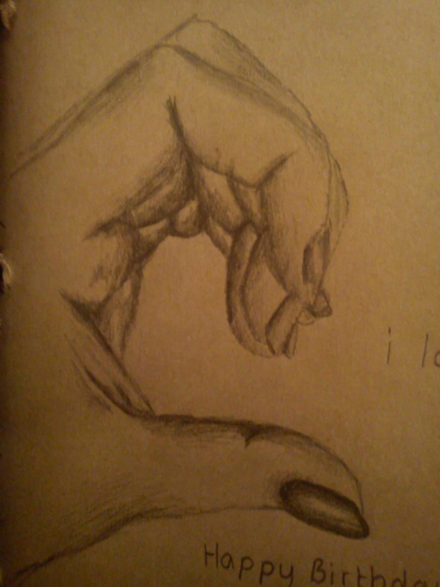 half hand heart gallery - photo #13